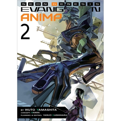 Light Novel: Neon Genesis Evangelion ANIMA vol. 2