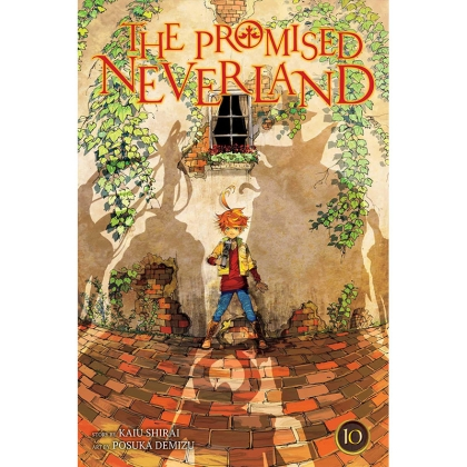Манга: The Promised Neverland, Vol. 10