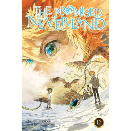 Манга: The Promised Neverland, Vol. 12