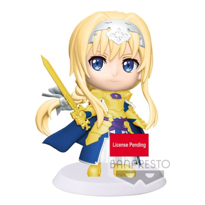 Sword Art Online Alicization War of Underworld Колекционерска Фигурка - Chibi Alice