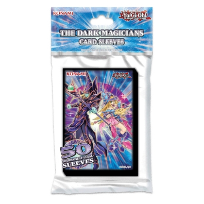 Yu-Gi-Oh! TRADING CARD GAME The Dark Magicians - Протектори за карти