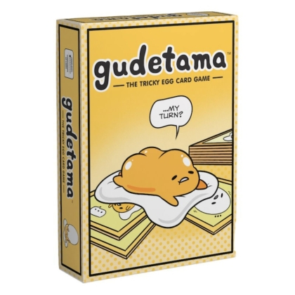 Gudetama: The Tricky Egg Card Game - Настолна Игра