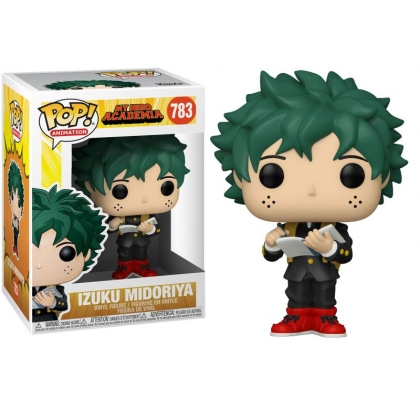 My Hero Academia: Funko Pop Колекционерска Фигурка - Deku (Middle School Uniform)