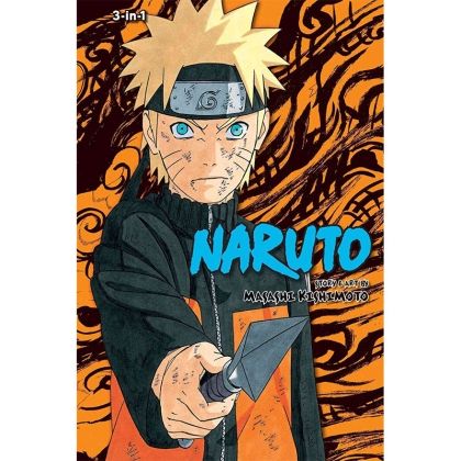 Манга: Naruto 3-in-1 ed. Vol. 14 (40-41-42)