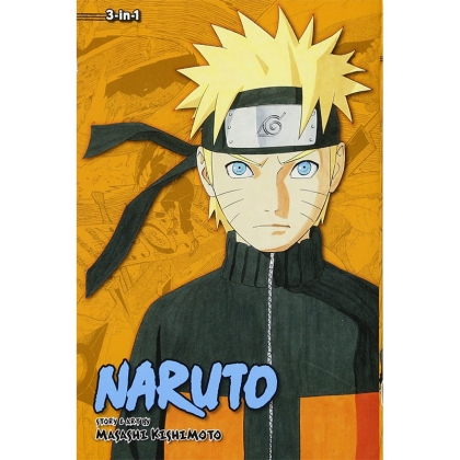 Манга: Naruto 3-in-1 ed. Vol. 15 (43-44-45)