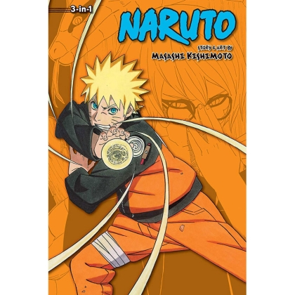 Манга: Naruto 3-in-1 ed. Vol. 18 (52-53-54)
