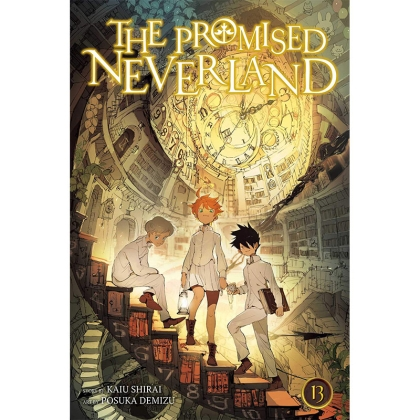 Манга: The Promised Neverland, Vol. 13