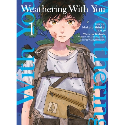 Манга: Weathering With You vol. 1
