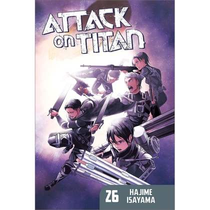 Манга: Attack On Titan vol. 26