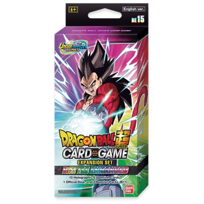 DRAGON BALL SUPER CARD GAME Expansion Set 15 -Battle Enhanced