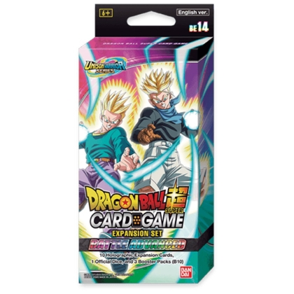 DRAGON BALL SUPER CARD GAME Expansion Set 14 -Battle Advanced