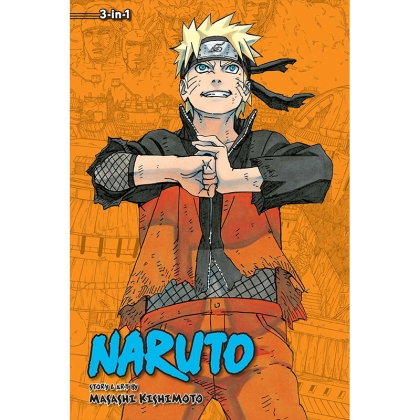 Манга: Naruto 3-in-1 ed. Vol. 22 (64-65-66)