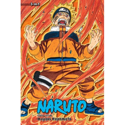 Манга: Naruto 3-in-1 ed. Vol. 9 (25-26-27)