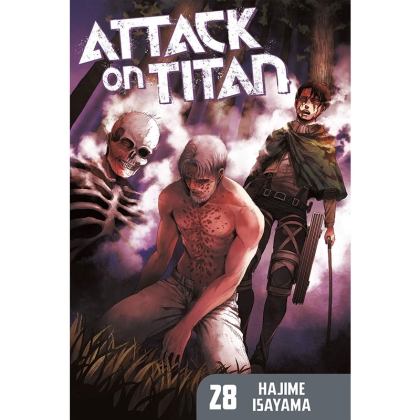 Манга: Attack On Titan vol. 28