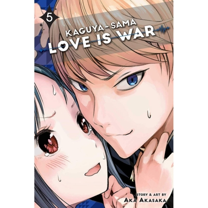Манга: Kaguya-sama Love is War Vol. 5