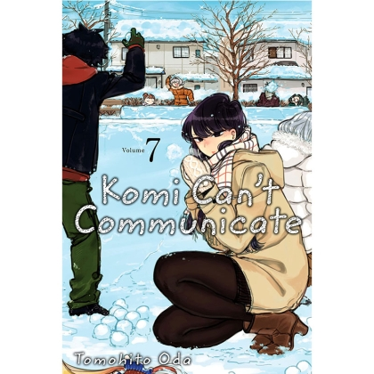 Манга: Komi Can't Communicate, Vol. 7