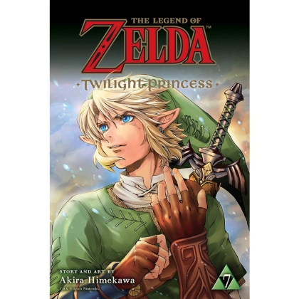 Манга: The Legend of Zelda Twilight Princess, Vol. 7