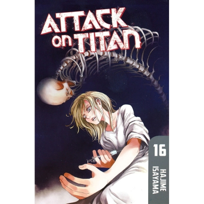Манга: Attack On Titan vol. 16