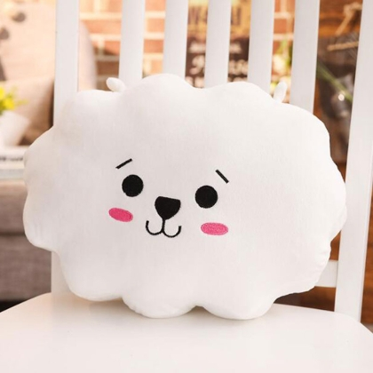 """ Bts "" Plush Pillow – RJ"