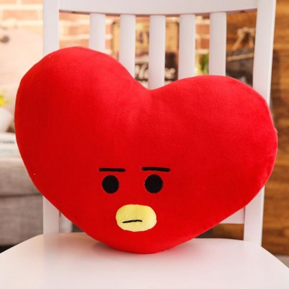 """ Bts "" Plush Pillow – Tata"