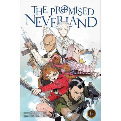 Манга: The Promised Neverland, Vol. 17