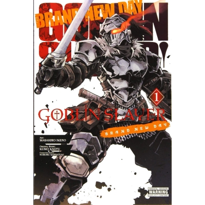 Манга: Goblin Slayer Brand New Days Vol. 1