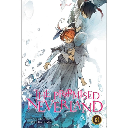 Манга: The Promised Neverland, Vol. 18