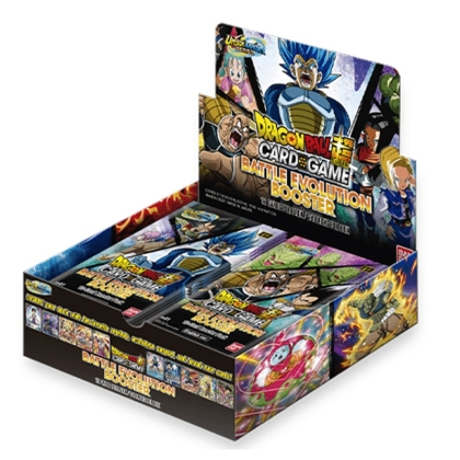 DRAGON BALL SUPER CARD GAME Battle Evolution Бустер Кутия [EB-01]