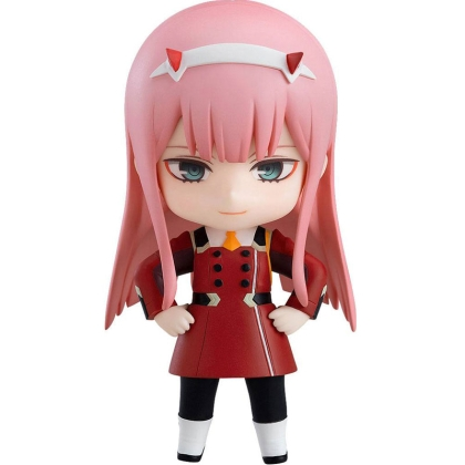 PRE-ORDER: Darling in the Franxx Nendoroid Екшън Фигурка - Zero Two