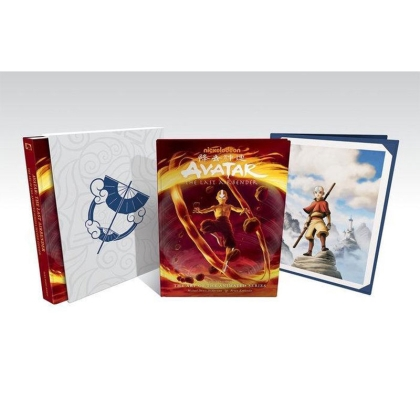 Комикс: Avatar The Last Airbender The Art of the Animated Series Deluxe (Second Edition)