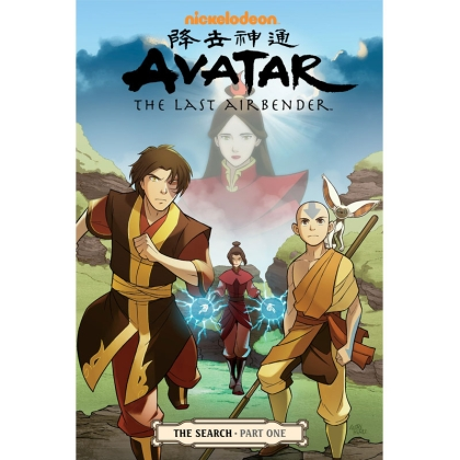 Комикс: Avatar: The Last Airbender The Search Part 1