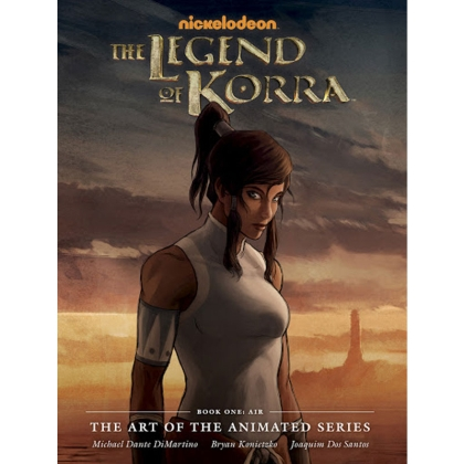 Комикс: Legend Of Korra, The: The Art Of The Animated Series Book One: Air (second Edition)