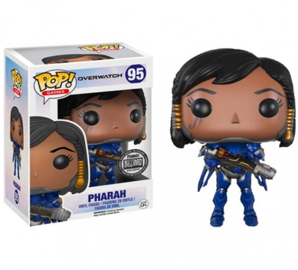 """ Overwatch "" POP Vinyl Figure - Pharah"