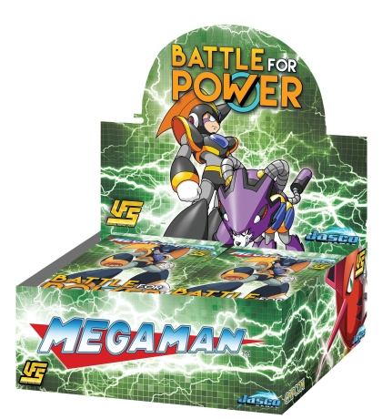 UFS: Mega Man - Battle of Powers Booster