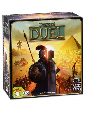 7 Wonders: Duel - Board Game
