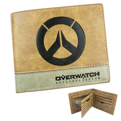 """ Overwatch "" Leather Wallet"
