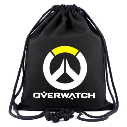 """ Overwatch "" Wallet with rubber cover"