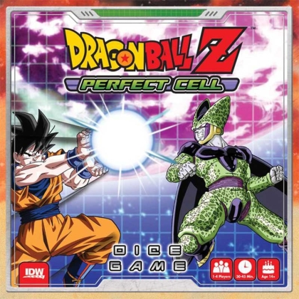 Dragon Ball Z: Perfect Cell - настолна игра