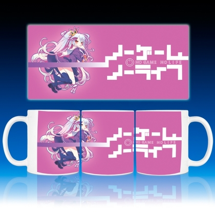 """ No Game No Life "" Coffee Mug - Shiro"