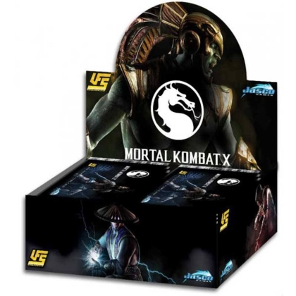 """ Universal Fighting System "" Mortal Kombat X Бустер"