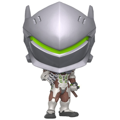 Funko POP! Overwatch S4 - Orisa oversized Vinyl Figure 15cm