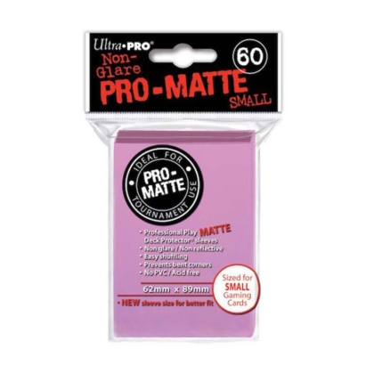 """ Ultra Pro "" MATTE Sleeves 60pc light purple"