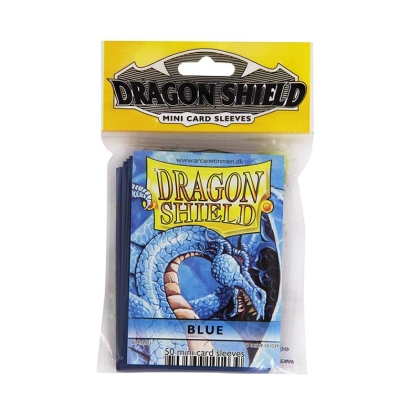 """ Dragon Shield "" Протектори за карти 50 броя - сини"