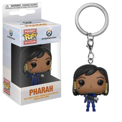 """ Overwatch "" Funko Pocket POP! Ключодържател - Pharah Vinyl Figure"