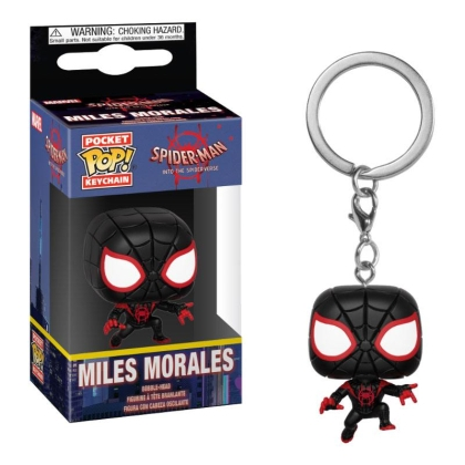 """ Spider-Man "" Funko Pocket POP! Ключодържател - Miles Morales"