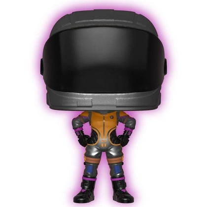 Funko POP! Fornite S2 - Dark Vanguard (Glow in the Dark) Vinyl Figure 10cm