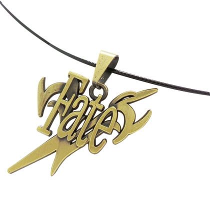 """ Fate/Stay Night "" Necklace - Logo"