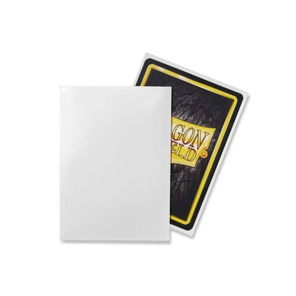 """ Dragon Shield "" Small Card Sleeves 50pc - white"