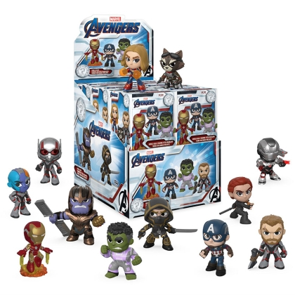 """ Avengers: Infinity War "" Marvel Funko POP! Bobble Head - фигурки късметче"