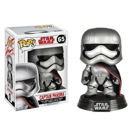 """ Star Wars: Episode 8 The Last Jedi""  Funko POP Колекционерска Фигурка - Captain Phasma"